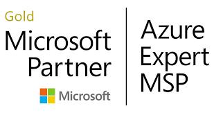 Gold Microsoft Partner   Azure Expert MSP